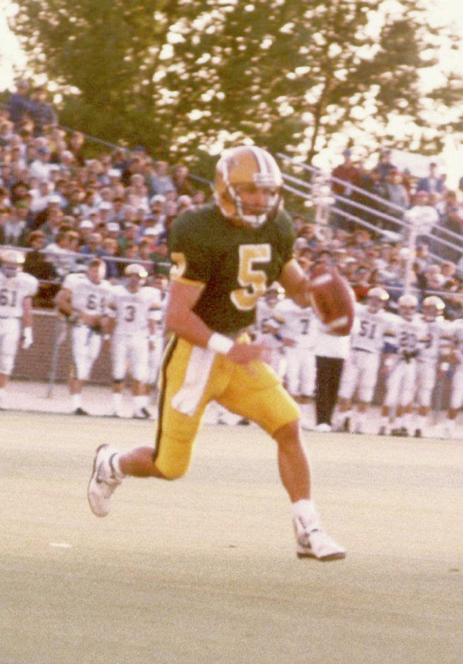 Chris Carlson, one of Dickinson area's greatest athletes, dies at age41