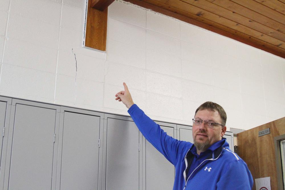 Permanent fix: Richardton-Taylor school officials propose $15 million remodel