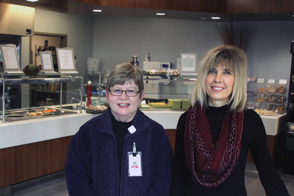 Nutrition specialists at St. Joseph's happy changes that came with with new hospitals