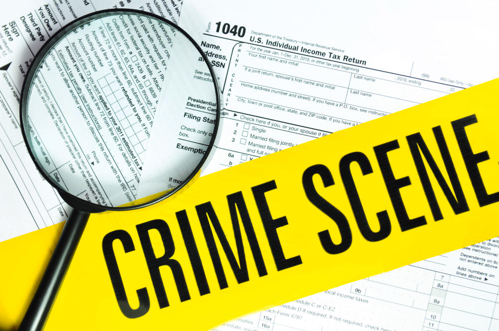 Residents dealing with repercussions of income tax identity theft