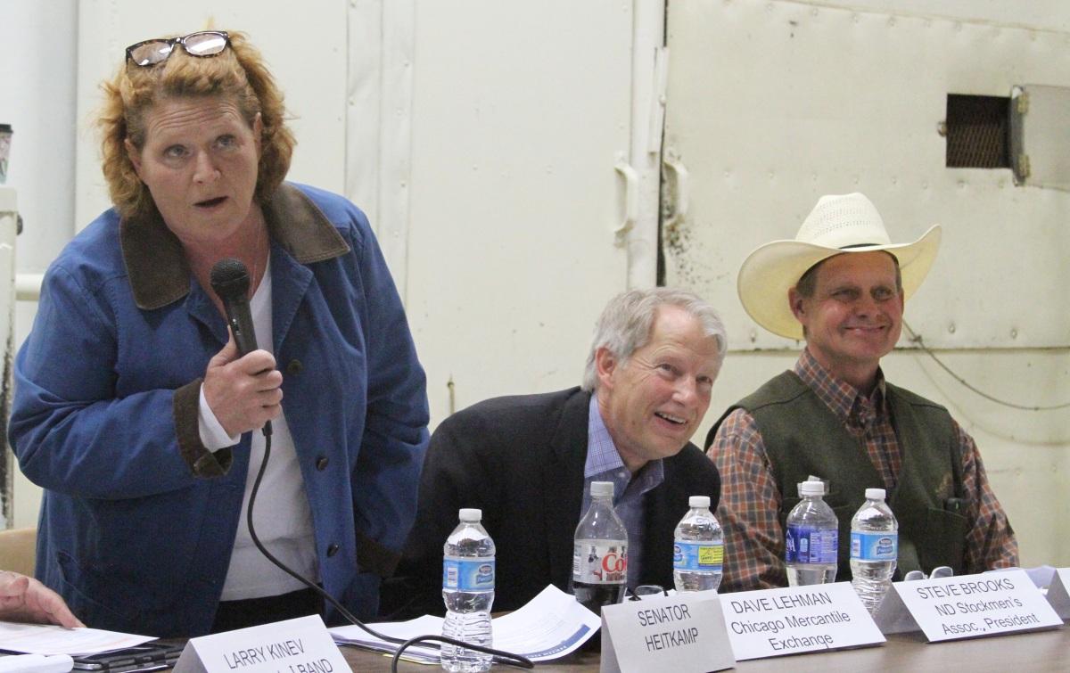 Cattlemen talk marketvolatility