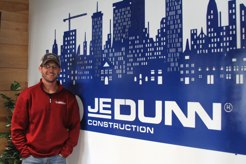 JE Dunn building the state