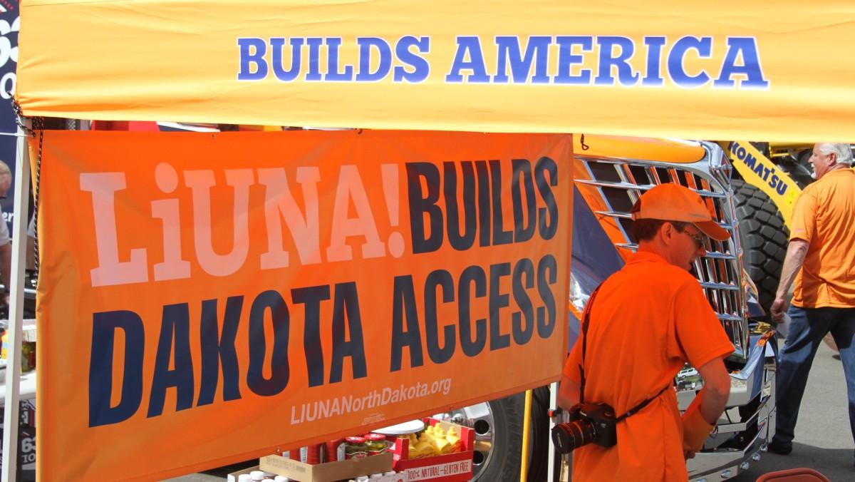 Keystone XL denial affected Dakota Access Pipeline strategy, executivesays