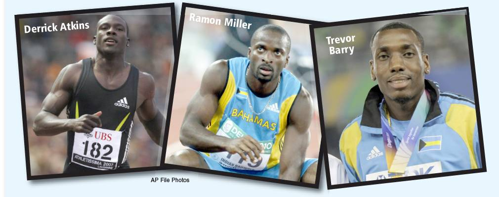 Chance for gold: 3 former DSU stars chasing Olympic glory for native Bahamas (Part 1)