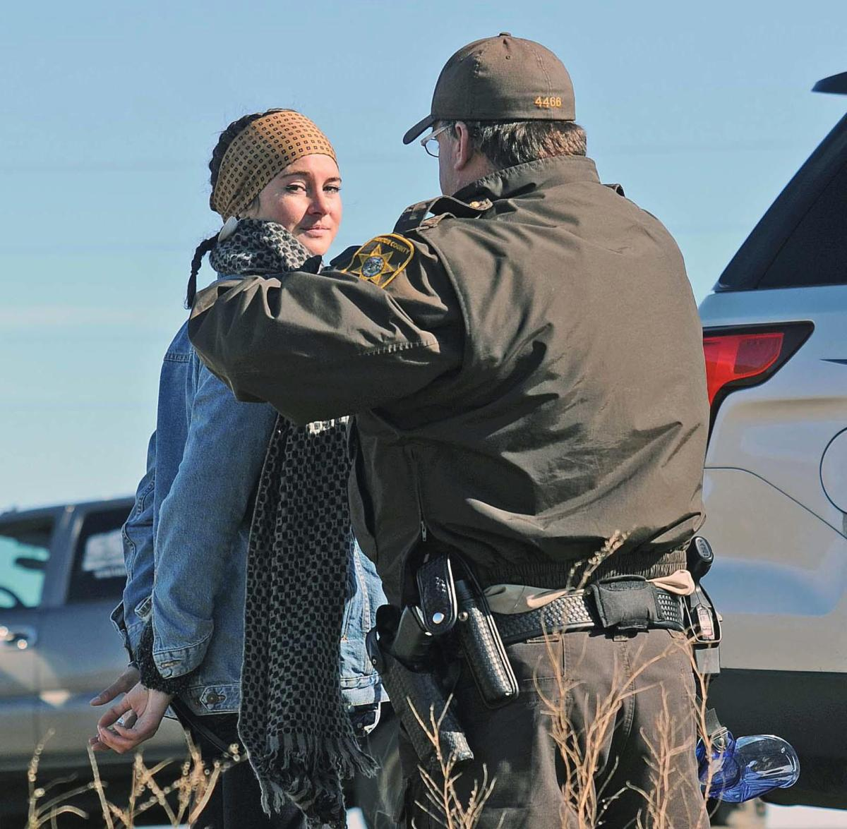 Column: Actress Arrest Should Signal End of DAPL Protests