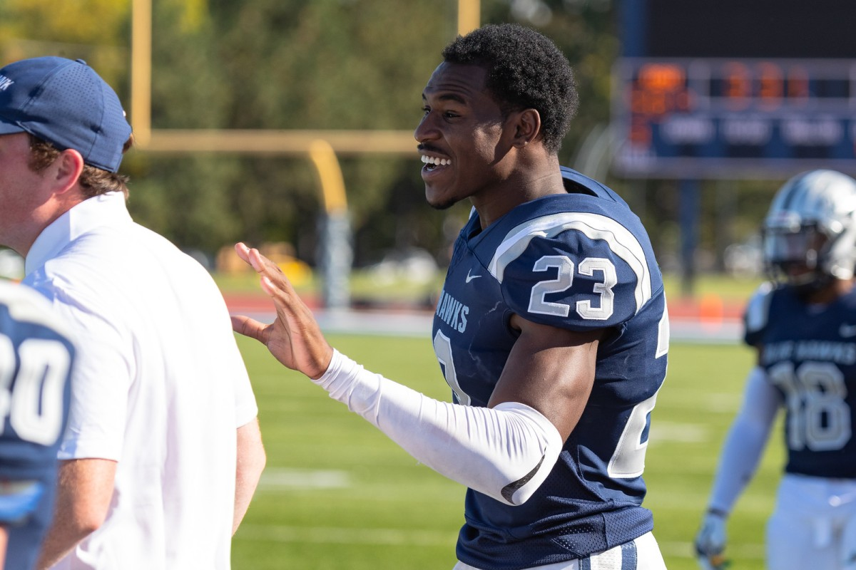 Opportunity of a lifetime: DSU CB Jay Liggins hoping for shot at theNFL